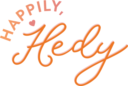 Happily, Hedy