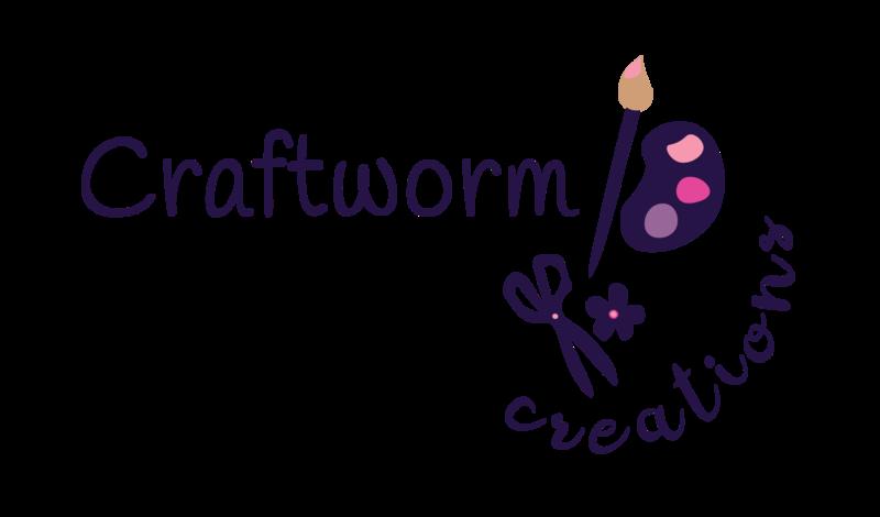 Craftworm Creations Secondary Logo